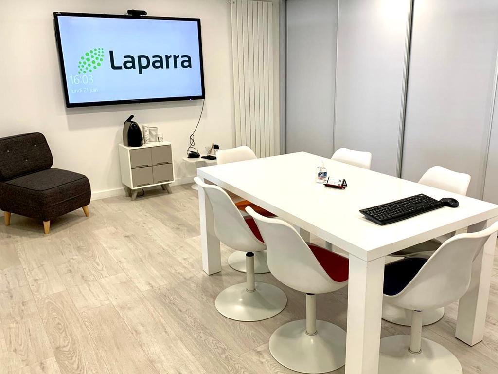 Locaux Laparra