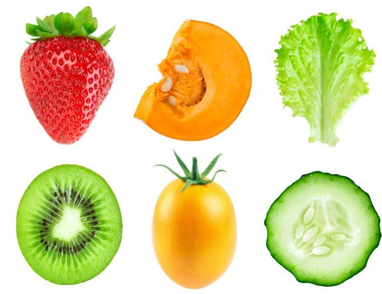 Fruits et légumes 2